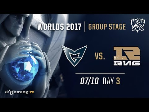 Samsung Galaxy vs RNG - World Championship 2017 - Group Stage - Day 3 - League of Legends