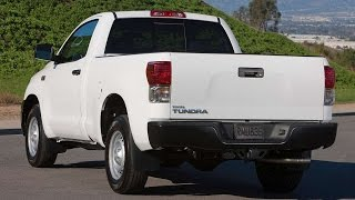 2010 Toyota Tundra видео. Тест драйв Тойота Тундра 2010. Тюнинг пикапов. Авто из США.