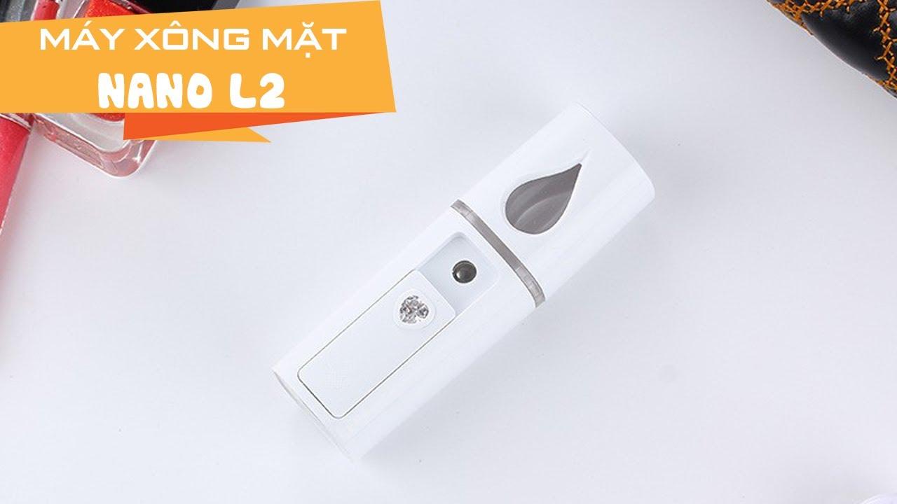 Máy xông mặt mini cầm tay Nano L2 | NGOstore.net