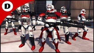 Download Video COMMANDER THIRE'S ORDER 66 CORUSCANT BATTLE - Men of War: Star Wars Mod MP3 3GP MP4