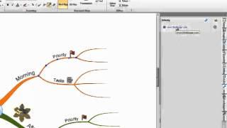 iMindMap 6 - Inserting Links