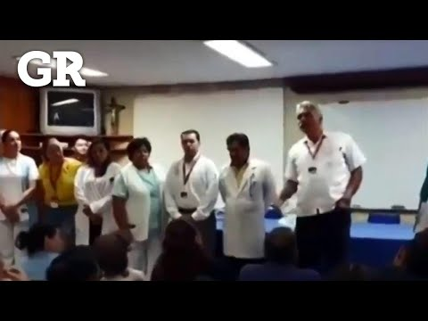 Samuel Ramirez El Capi - Jose Mireles ex lider de las auto defensas le llama nalguita a una mujer.