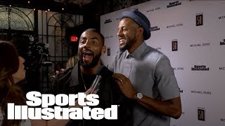 Andre Iguodala Calls Out Kyrie Irving For ignoring His Texts | Fashionable 50 | Sports Illustrated thumbnail