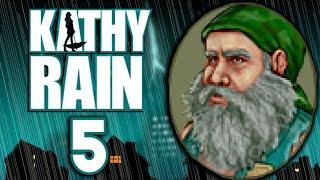 Kathy Rain [5] - BLOODIER MARY - Gameplay (Day Three)