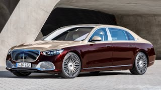 New Mercedes-MAYBACH S-CLASS (2021) - FIRST look exterior, interior & DRIVING