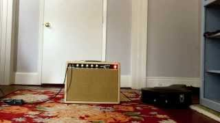 Headstrong Santa Cruz 5 tube amplifier