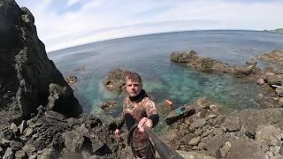 Поездка к морю (Бухта малая безымянная)