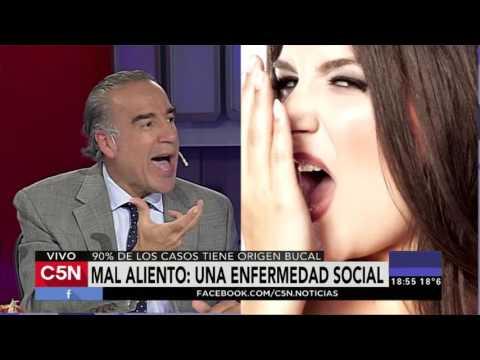 C5N - El Diario: Mal aliento una enfermedad social