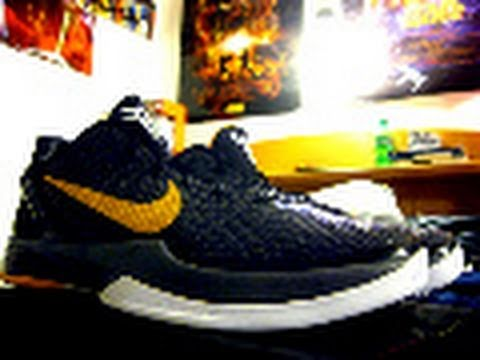 656ef0d8c51 Nike Zoom Kobe VI 6 - Del Sol Edition - YouTube