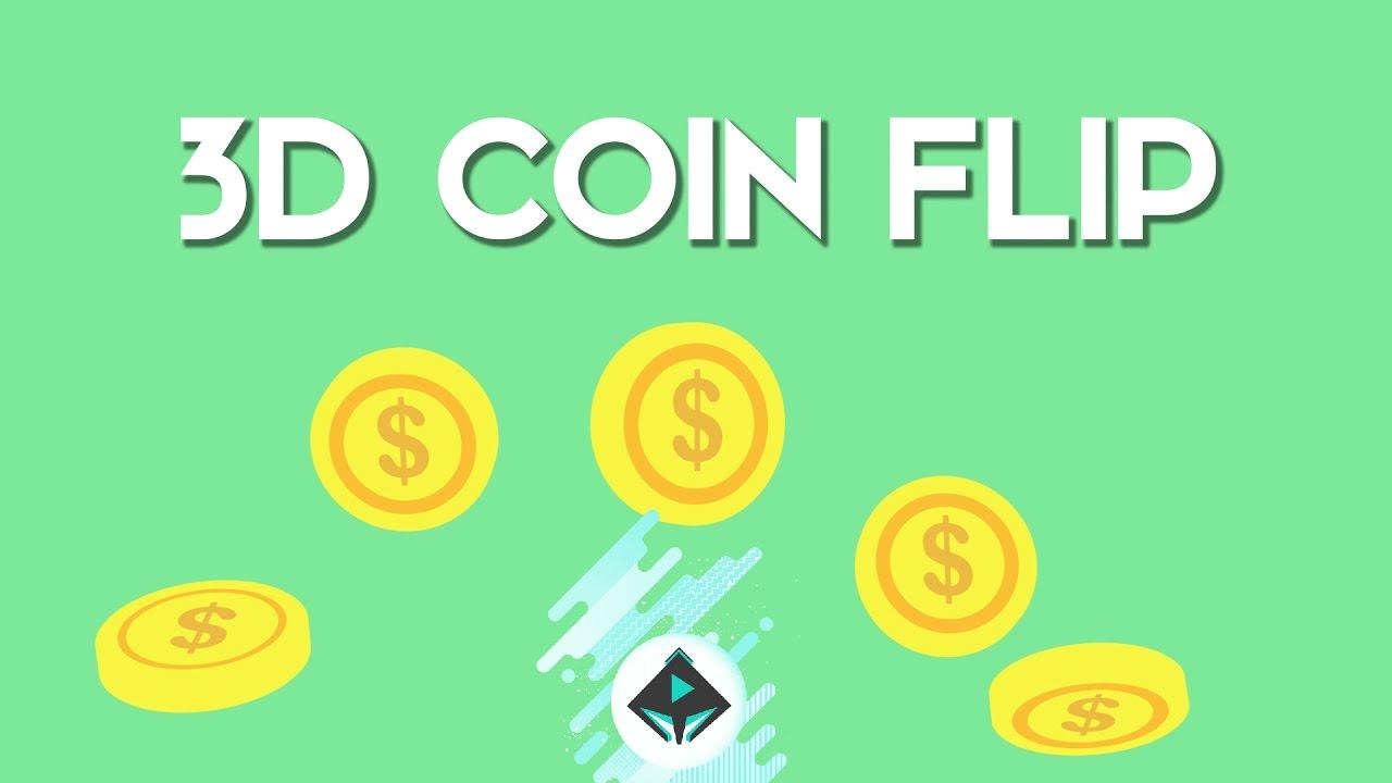 3D Coin Flip   Quick After Effects Tutorial