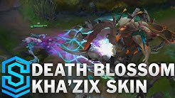 Death Blossom Kha'Zix Skin Spotlight - Pre-Release - League of Legends