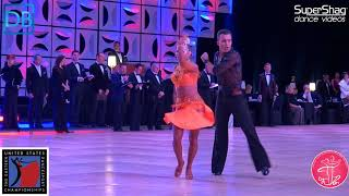 Part 2! Approach the Bar with DanceBeat! Pro Rhythm! USDC 2017! Aaron and Iryna DeSoto!