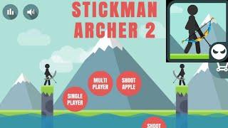 Baixar Stickman Archer 2 By (Stickman Indie) Gameplay