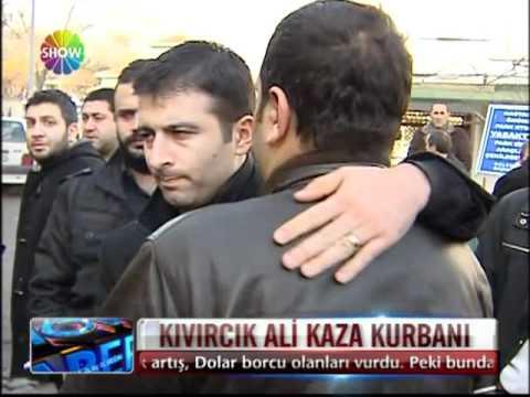 Kıvırcık Ali Nin Trafik Kazası Show Tv