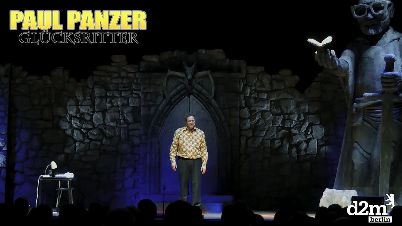 Paul Panzer Glücksritter Live