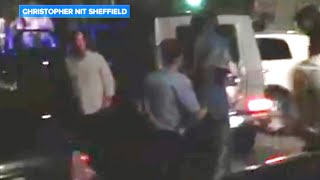 Will Smith Shooting Aftermath Caught on Video