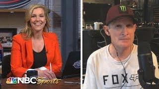 Ricky Carmichael recaps Daytona 500, previews Supercross in Arlington | Motorsports on NBC