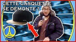CETTE CASQUETTE SE DÉMONTE ! 😱 - GET READY SHOW #57