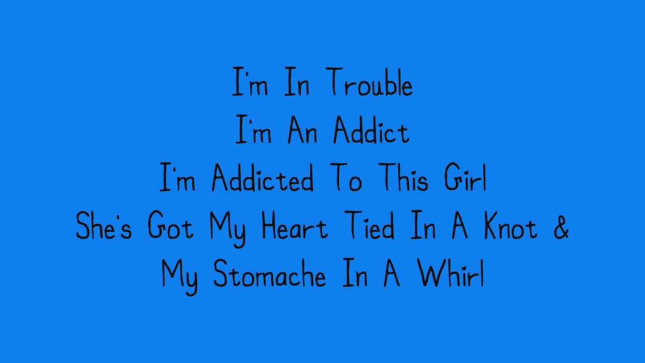 Trouble Never Shout Never Lyrics Chords Chordify