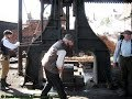 Anchor Forge Steam Hammer at the Black Country Living Museum