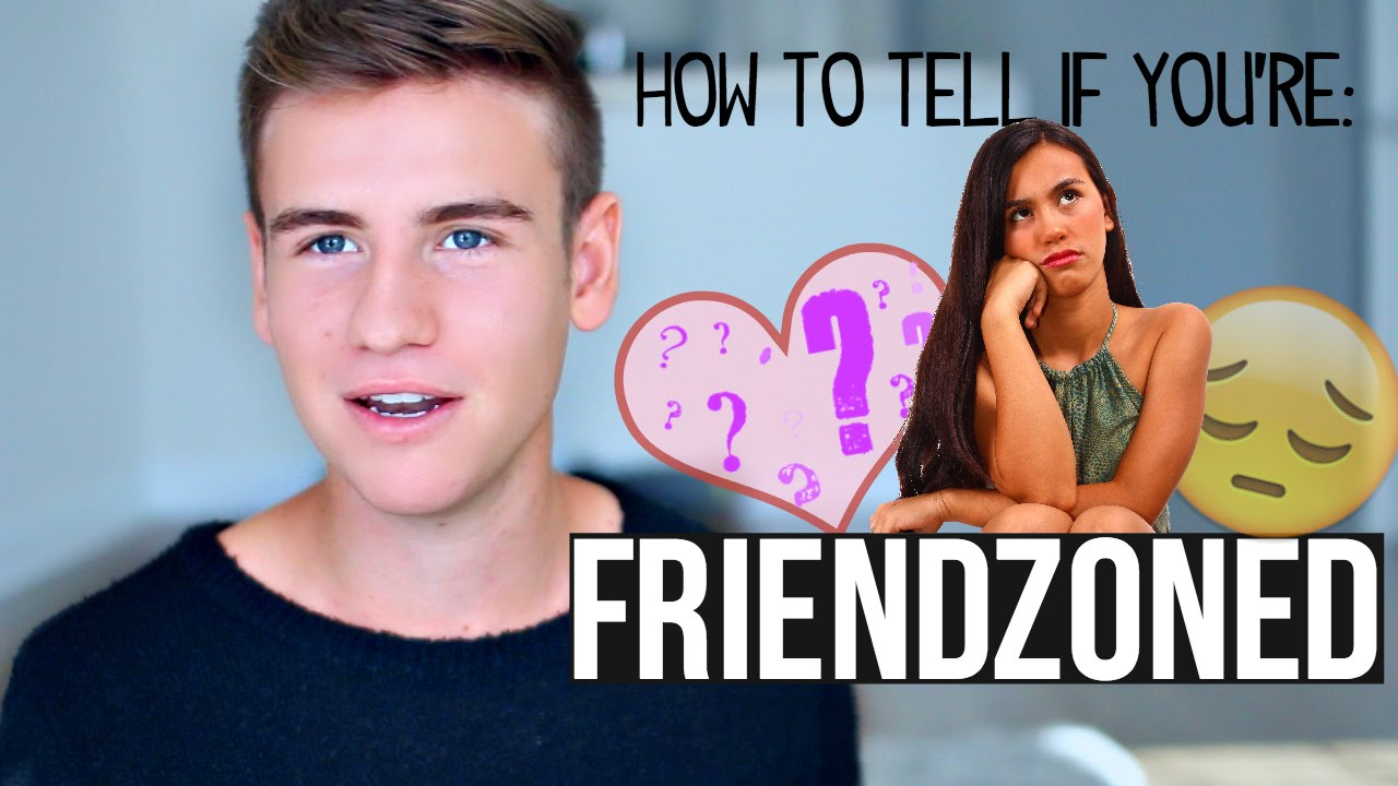 How to tell if you re in the friend zone