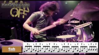 Ilan Rubin - Drum Lesson | Guitar Center Drum Transcription