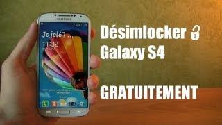 Désimlocker (Unlock Free) le Galaxy S4 SANS ROOT, GRATUITEMENT et FACILEMENT en français!