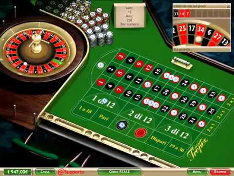 The best roulette system earnings in a casino