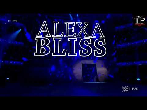 Alexa Bliss Entrance With Bowling For Soup - Alexa Bliss