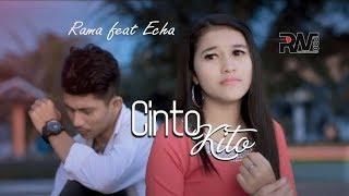POP MINANG TERBARU - RAMA FEAT ECHA- CINTO KITO (Official Music Video)