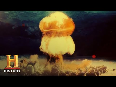 Doomsday: 10 Ways the World Will End: Nuclear War THREATENS