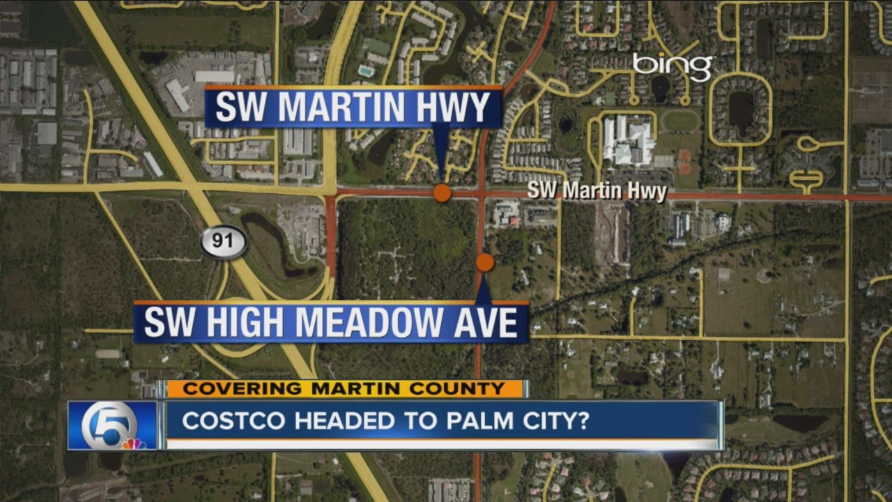 Costco headed to Palm City? - YouTube
