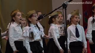 Праздничный концерт для пап и мам 23 февраля и 8 марта!