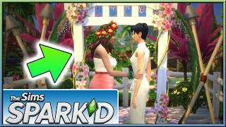 First The Sims Spark'd Challenge Revealed!