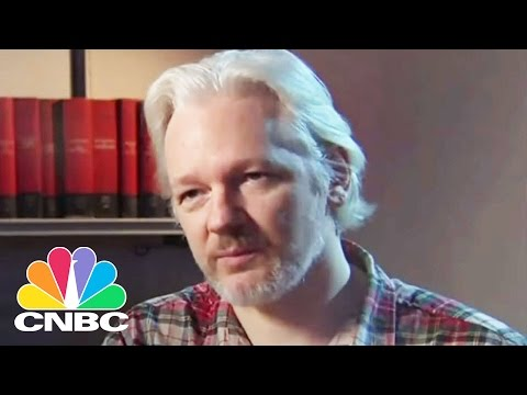 US Prosecutors Are Weighing Charges Against Wikileaks: Bottom Line | CNBC