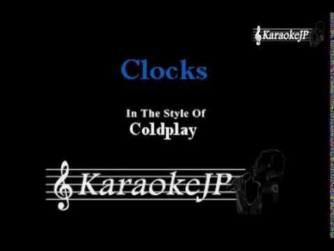 Clocks (Karaoke) - Coldplay
