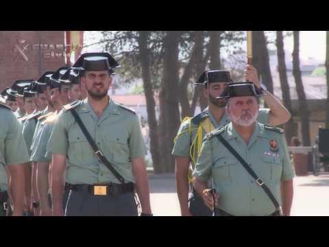 Juan Ignacio Zoido preside en Baeza la entrega de diplomas a suboficiales y guardias