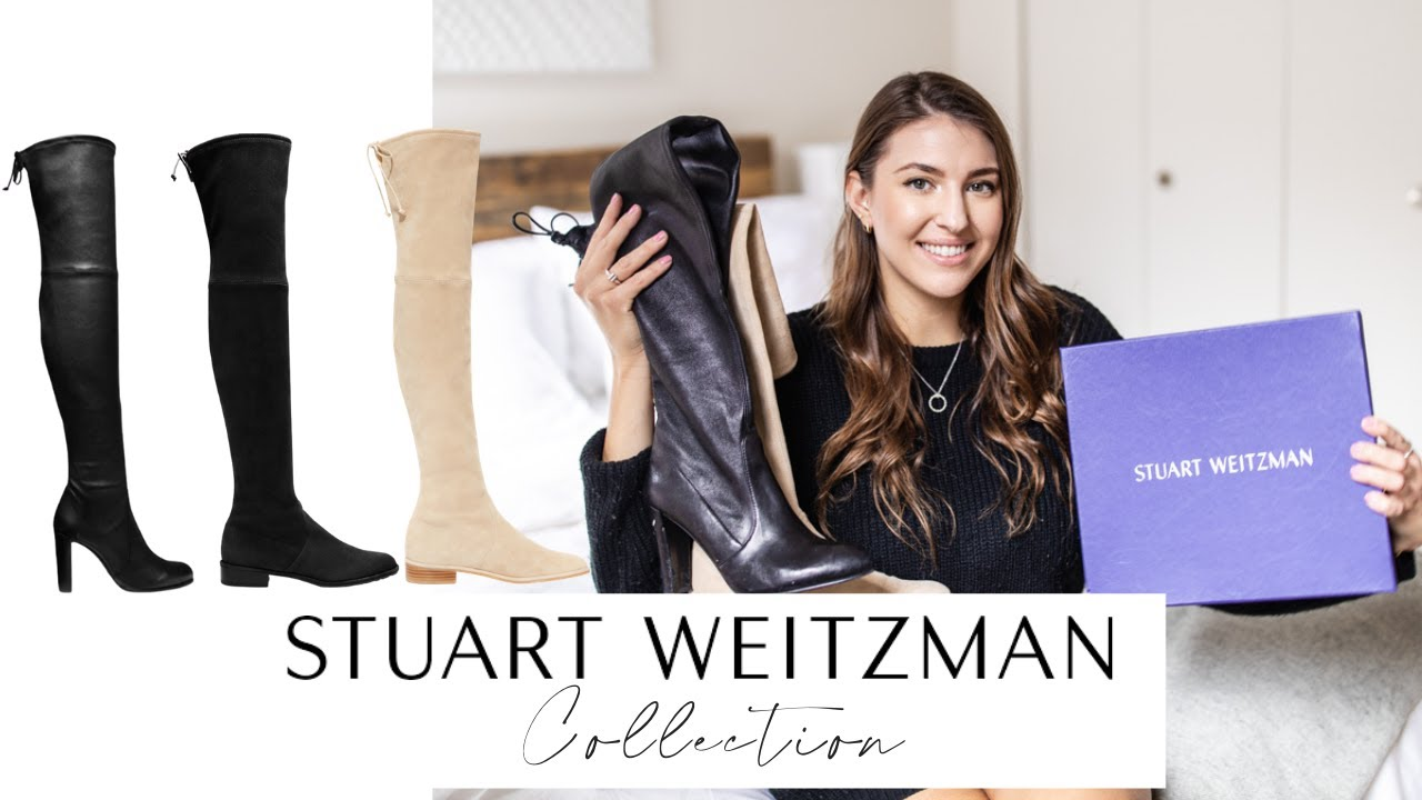 Stuart Weitzman Boots Collection: Highland, Lowland + More -  Dana Berez