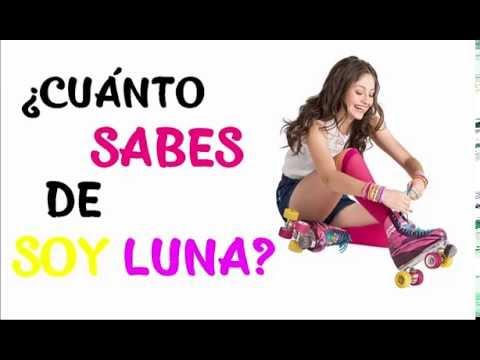 ¿Cuánto sabes de Soy Luna? ¡DEMUÉSTRALO! - #Test 9