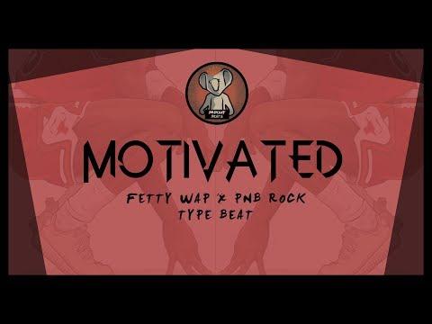 "🐨 FREE | Fetty Wap ∝ PnB Rock Type Beat | ""Motivated"" | Rap/Trap Instrumental 2017 | Prod. Driksay"