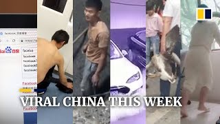 Viral China this week: How China censors the internet and more