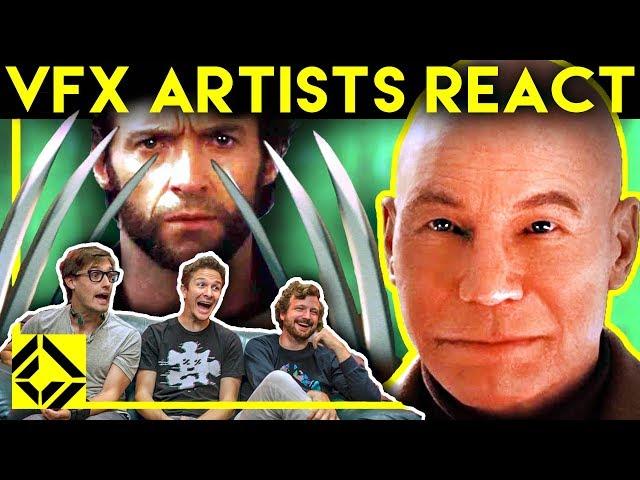 VFX Artists React to Bad & Great CGi 5