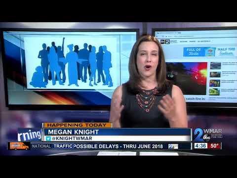 High School senior job fair aims to reduce violence in Baltimore City
