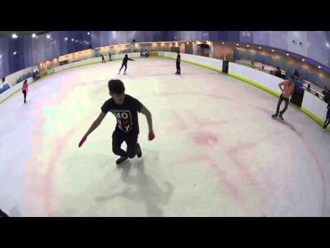 Singapore Ice Freestyle(Kallang)