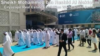 G63 AMG Mercedes-Benz Sheikh Mohammed bin Rashid Al Maktoum Dubai Real Estate Exhibition
