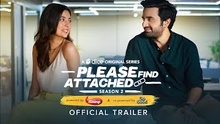 Dice Media | Please Find Attached Season 2 | Web Series | Official Trailer | Releasing on 30th Oct