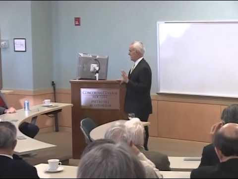 CCNY Business Breakfast - The 2008 Election - Bob Kerrey
