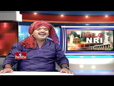Folk Singer Bikshu Naik Exclusive Interview | Hello NRI | Part 1