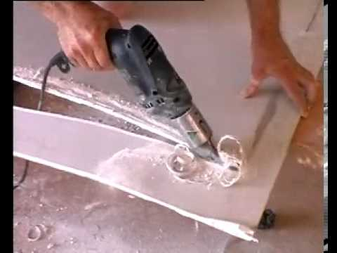 Excalibur Tools Fibre Cement Sheet Board Cutting Tool
