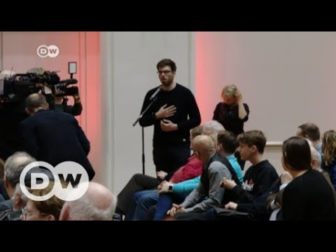 Germany's SPD launches key vote on coalition deal | DW English